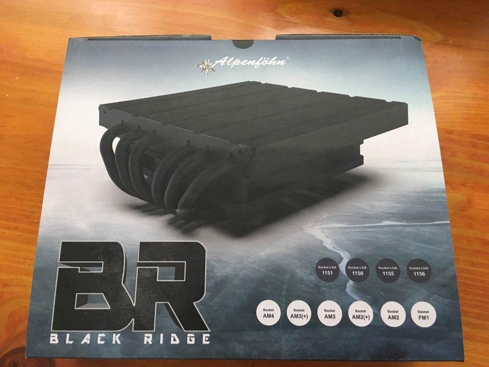 Black Ridge inside the box